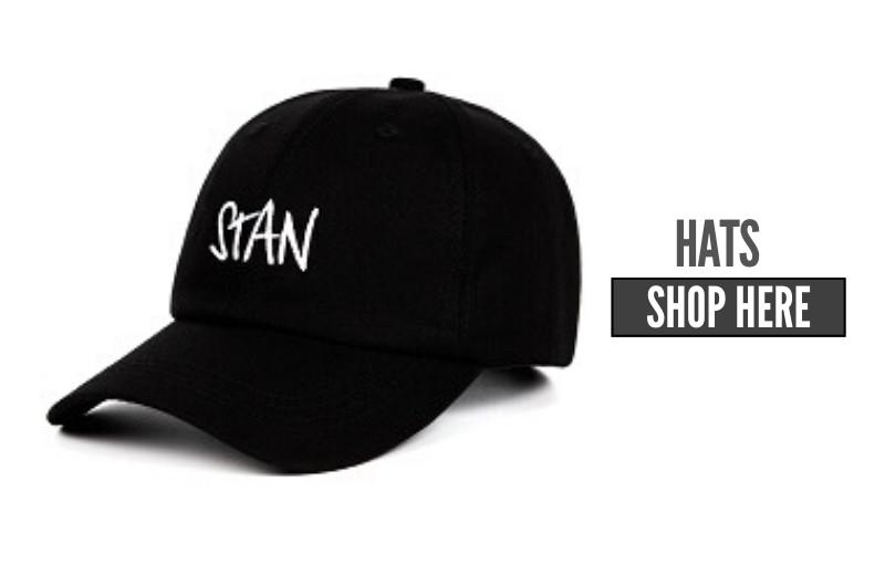 eminem hats