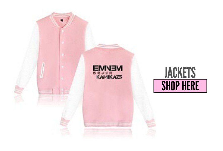 eminem jackets