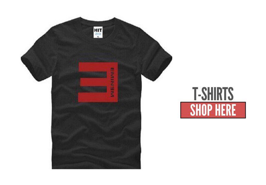 eminem t-shirts