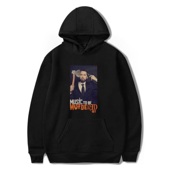 hoodie music to be murdered