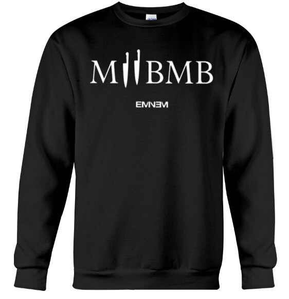 music to be murdered by sweatshirt