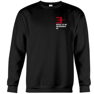 "Eminem Sweatshirt ""Music to be Murdered by"" #3"