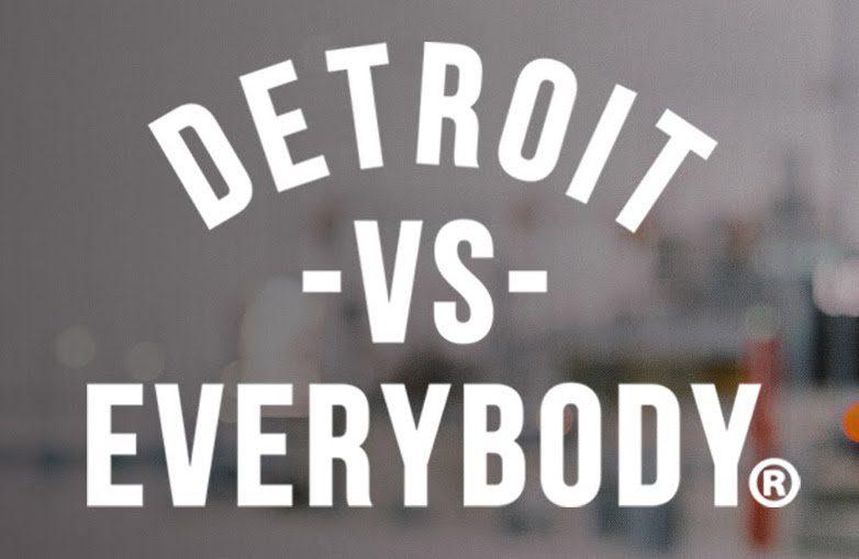 detroit vs everybody merch