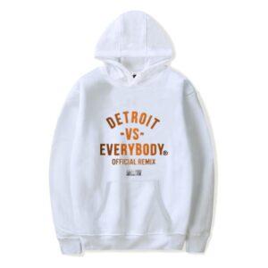 Eminem Detroit vs Everybody Hoodie #42