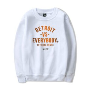Eminem Detroit vs Everybody Sweatshirt #42