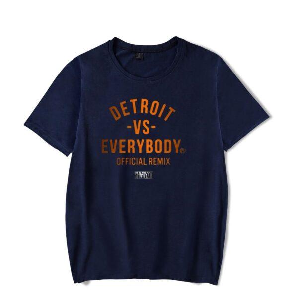 eminem detroit vs everybody t-shirt